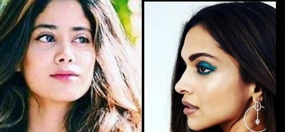 deepikas padmavati- now controversy with Jahnavi Kapoor's debut film dhadak