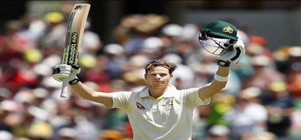ashes: steve smith hits 22nd test century break sachin tendulkar record