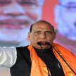 HM rajnath singh says BJP will fight Karnataka assembly elections under B S Yeddyurappa