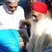 asaram met with former justice and governor of sikkim sundar nath bhargava in jodhpur