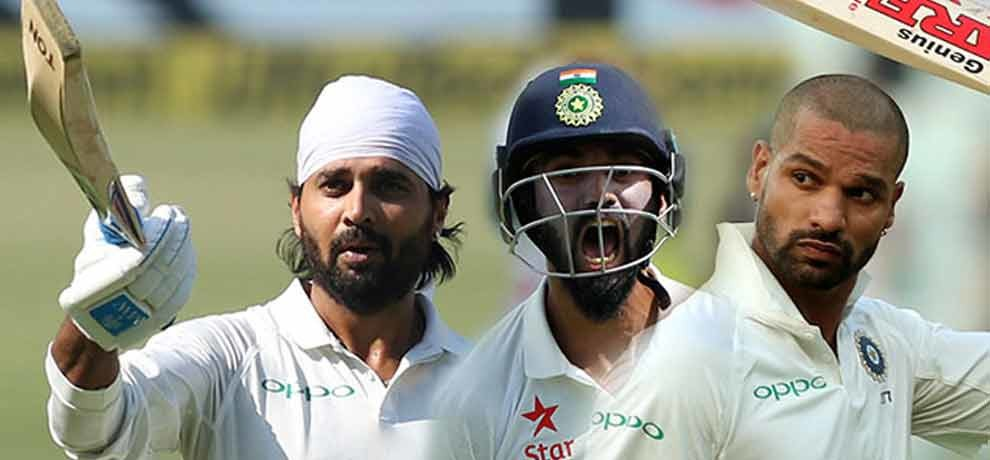 Team Indias first choice openers for south africa tour