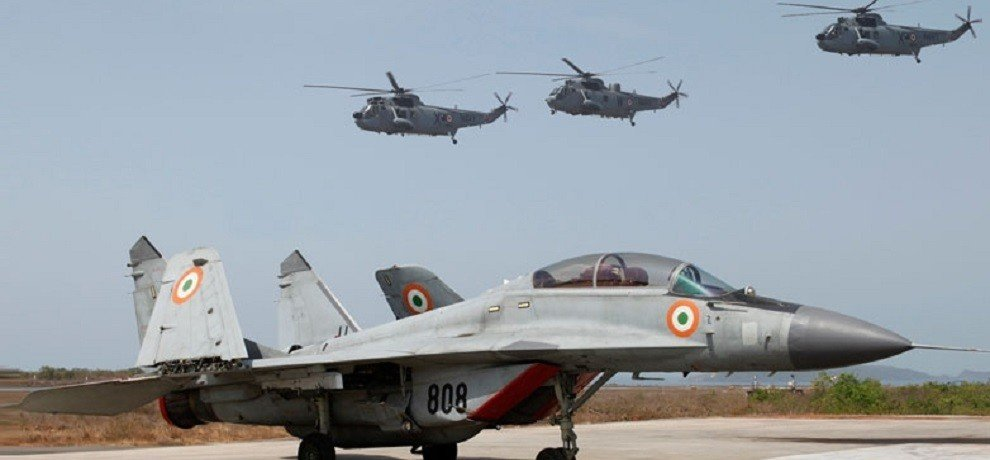 Navy fleet will have 500 aircrafts for next decade