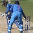 ms dhoni brilliant stumping of upul tharanga was the turning point of third odi