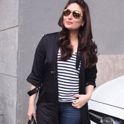 Style Tips From Kareena Kapoor For Office Wear In Winters