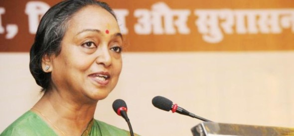 former Lok Sabha speaker Meira Kumar on Gujrat and HP result