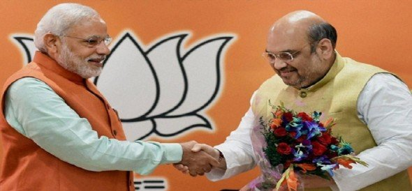 BJP is preparing to celebrate, the party is confident of victory in both the states