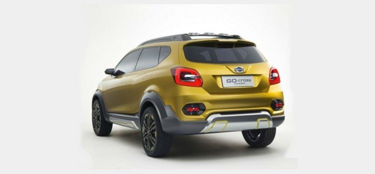 Datsun Go Cross: Spotted first time in Indonesia, launch in India 2018
