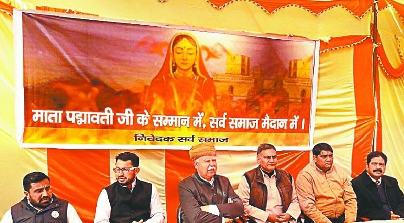 Padmavati is not a history for us: Kalvi