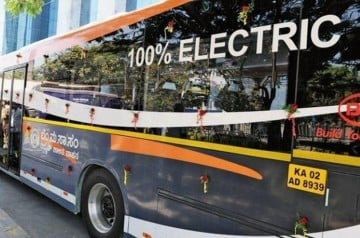 Road Transport and Highways Ministry wants 5000 crore for electric bus: Nitin Gadkari