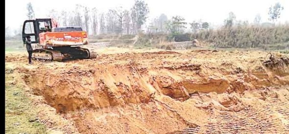 illegal mining,33lacrecovered from mafia
