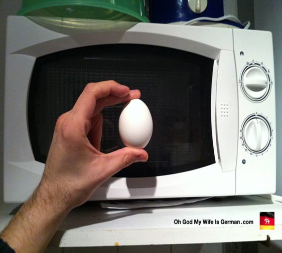 Image result for अंडे को माइक्रोवेव