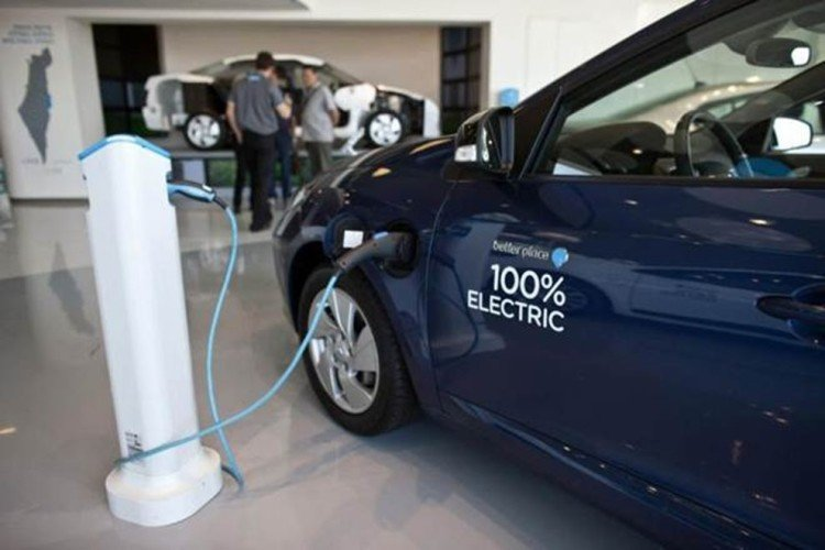value of carbon emmission companies can be reduced due to electric vehicles