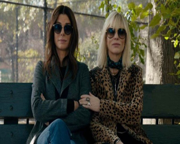 trailer ocean 8 is out the con drama will return to theaters
