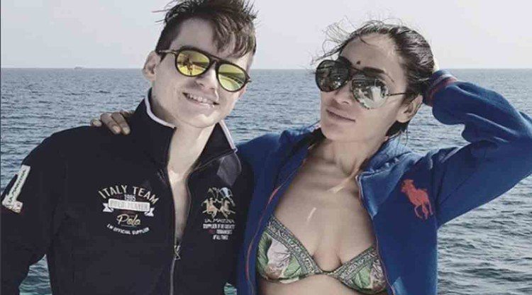 sofia hayat enjoys her honeymoon in egypt shared personal photos in social media