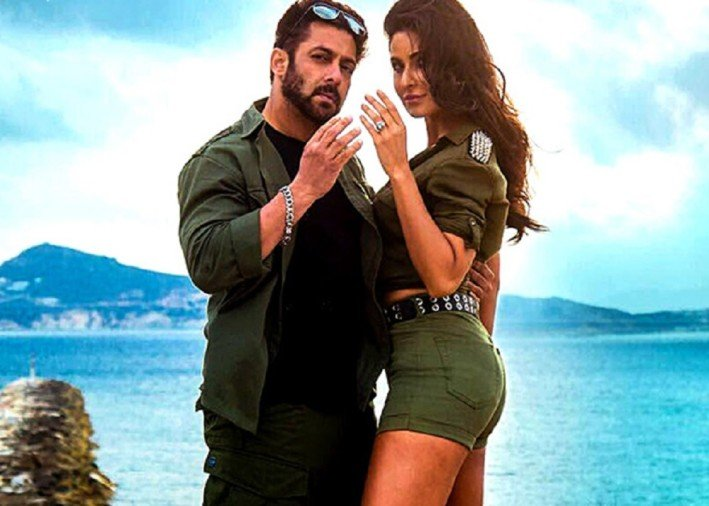 salman Khan starrer film Tiger Zinda Hai song Swag Se Swagat had watched 425 million on youtube