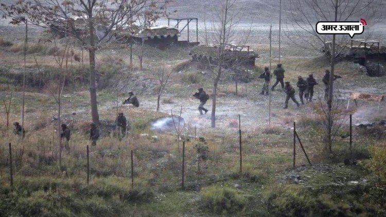 pakistani intruder killed in poonch jammu kashmir