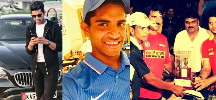 noida cricketer shivam mavi is trending on twitter