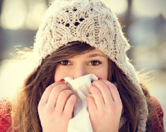 Why kids Frequently fell sick in winters