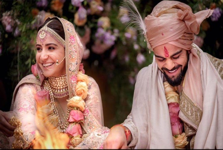 Here is another unseen picture of Anushka Sharma-Virat Kohli's honeymoon trip