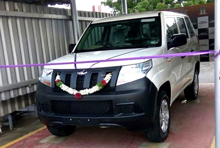 Mahindra TUV300 Plus Specification Leaked Ahead Of Launch in India 2018