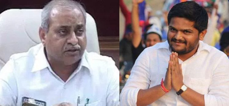 sources says nitin patel is not happy with rupani cabinet and gives threats of resignation