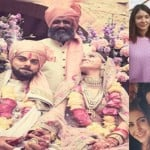 baba Anant with virat and Anushka