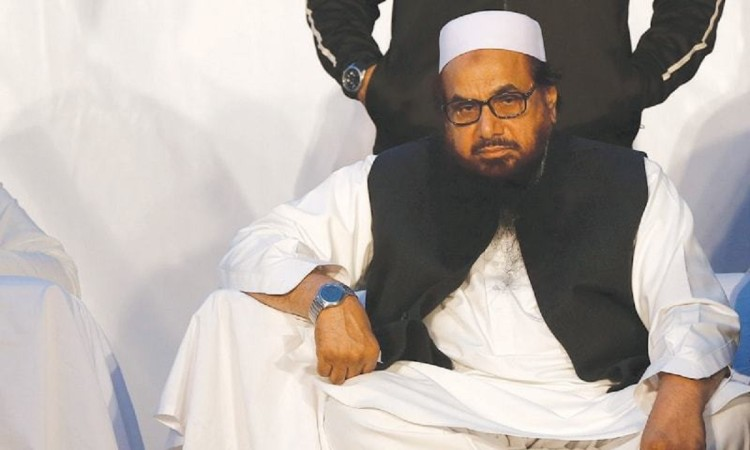Pakistani terrorist Hafeez Saeed in trouble after international pressure