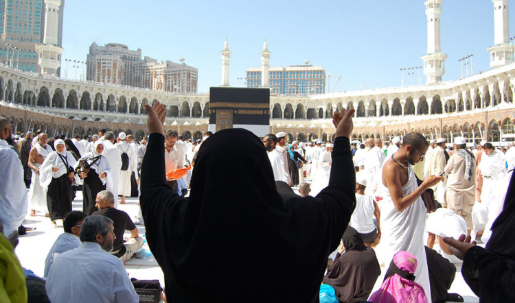 More than 20 million Muslims worldwide started Haj pilgrimage