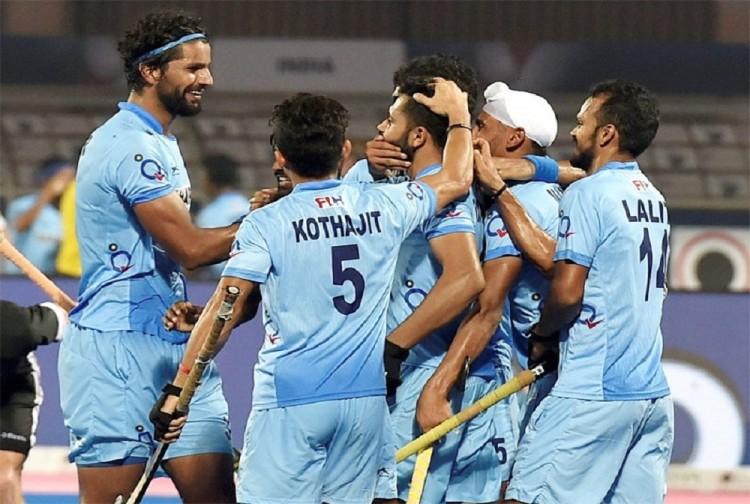 Hockey India announced a 33-member squad for 2018 season