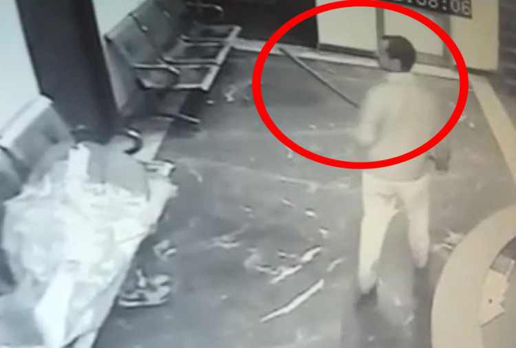wife did not the open door after that psycho killer killed six people in palwal