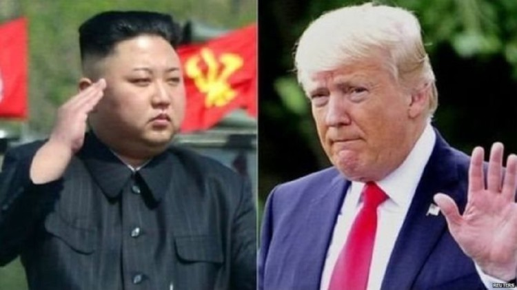 Donald Trump Said, I Am Ready To Talk With North Korean Leader Kim Jong