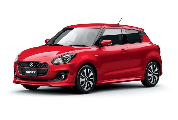 2018 Maruti Suzuki Swift official bookings started, to launch in Auto Expo