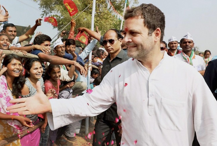 Rahul Gandhi will start campaigning for Karnataka assembly elections from February 10