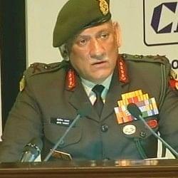 इशारों में पाकिस्तान को आर्मी चीफ की चेतावनी- आतंकियों के पनाहगारों से निपटने की जरूरत