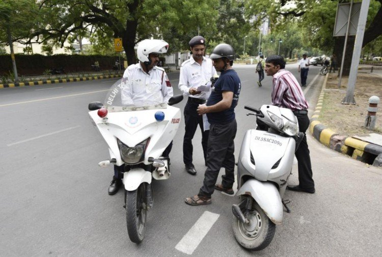 May Be You Have Traffic Challan Pending Online, Know How To