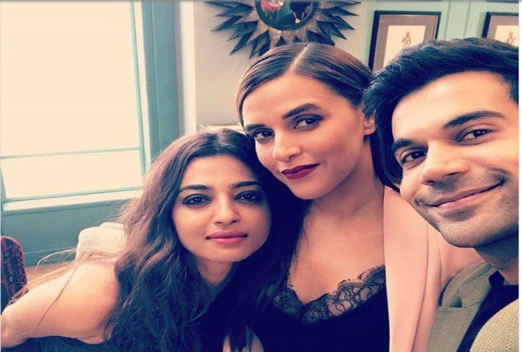 Image result for radhika apte in neha dhupia show