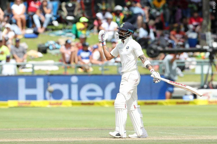 virat kohli slips to third in icc test rankings kagiso rabada on top