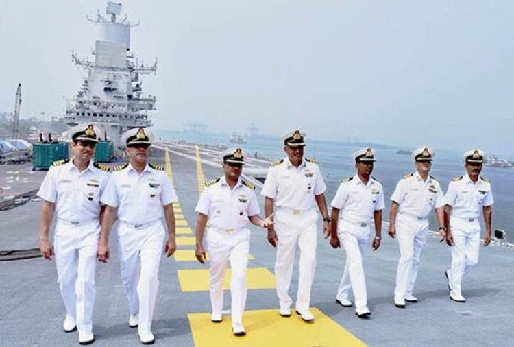 Bumpers Vacancy in Indian Navy under Short service commission, Application fee Free