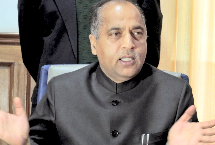 cm jairam thakur will demand compensation for gst from central govt