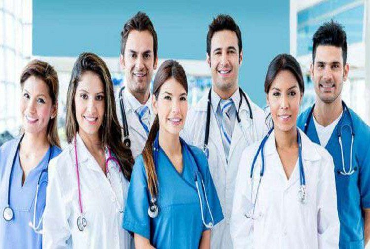 Vacancy in BARC Hospital for Medical Officer and other posts , Selection based on Interview