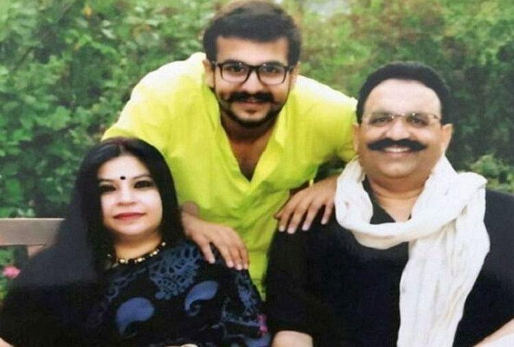 What Happened Between Mukhtar Ansari And His Wife Afsa Ansari - बाहुबली  विधायक अाैर पत्नी के बीच एेसी क्या बात हुई कि दाेनाें काे 'जेल में पड़ा  हार्ट अटैक' - Amar Ujala