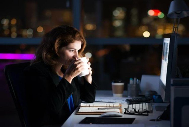 women in night shifts