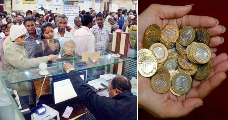 Even banks refuse to accept 10rs coins