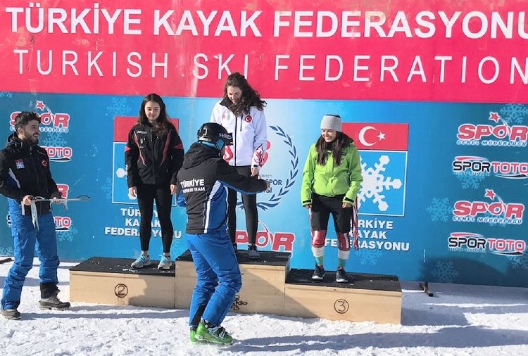 international ski medal winner  will be awarded by government