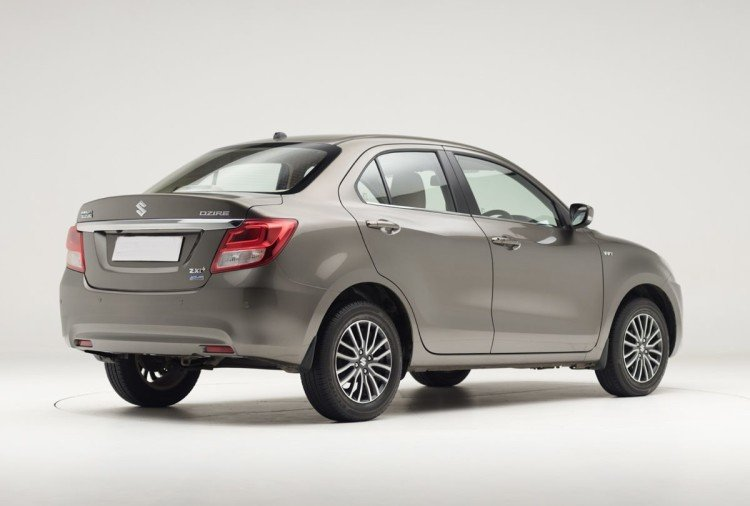 Maruti Suzuki Dzire beat Alto hatchback in December 2017 Sale