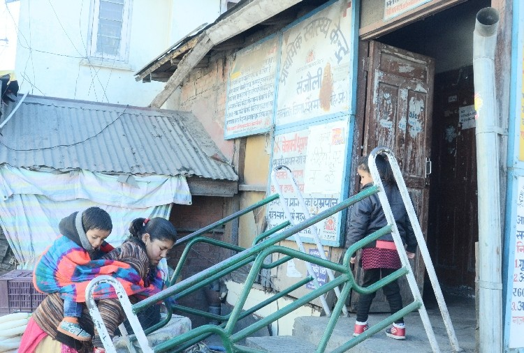 big shortage of basic amenities in phc of shimla