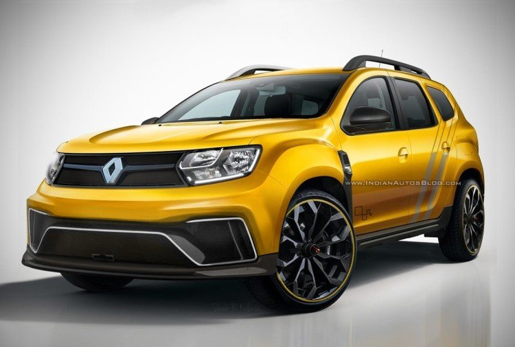 Renault will show Kwid-based compact SUV at 2018 Auto Expo