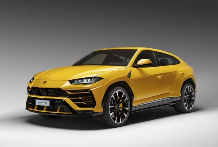 Lamborghini Urus: World Fastest SUV launched in India at rupees 3 Crore
