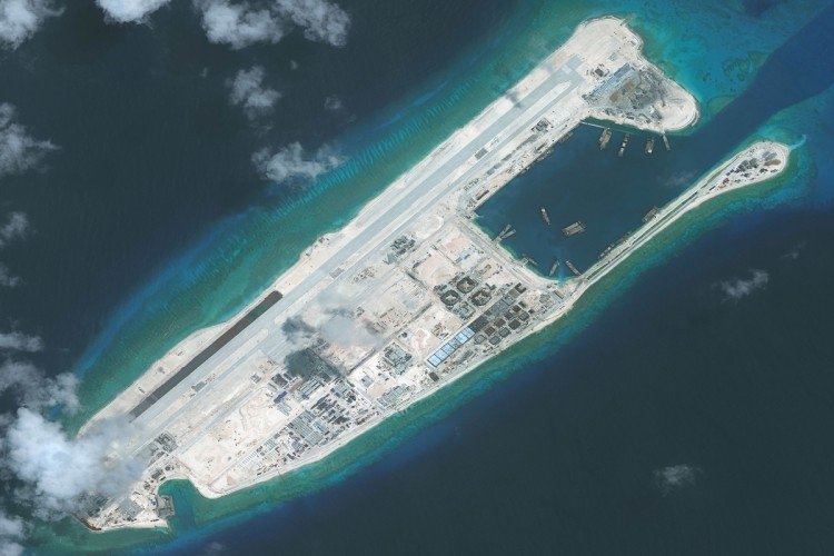 china angry after Vietnam welcome india in south china sea