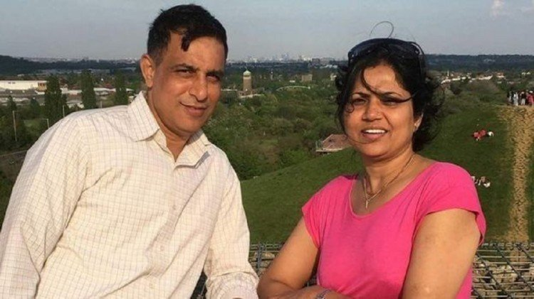 Indian Origin Vijay Patel Murdered in London, CCTV footage released by metro police